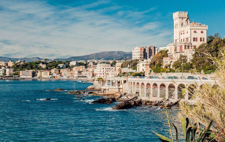 Tour con chauffeur a Genova